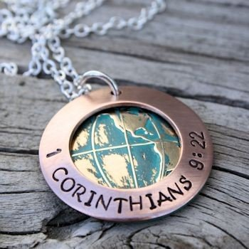 1 Corinthians 9:22