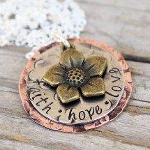 Faith Flower Hope