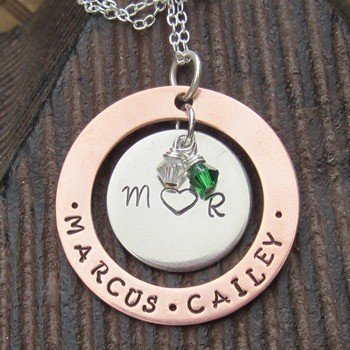 Family Circle Necklace