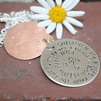 Family Scripture Necklace