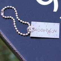 Adopt On Keychain