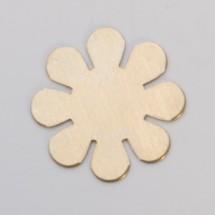 Brass 8 petal