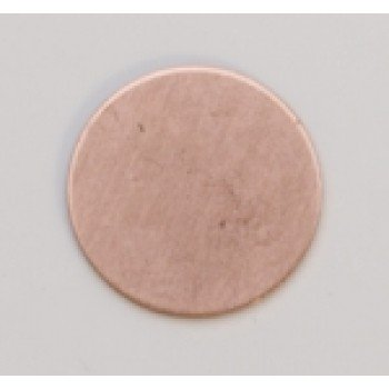 "3/4"" Copper Circle"