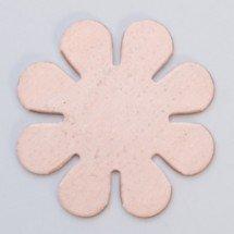 Copper 8 petal